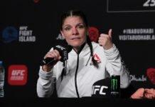 Lauren Murphy UFC 254