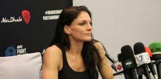 Lauren Murphy, UFC 254 Media Day