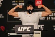 Liliya Shakirova UFC