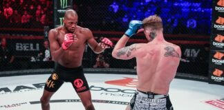 Michael Page and Ross, Bellator 248
