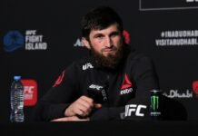 Magomed Ankalaev UFC 254