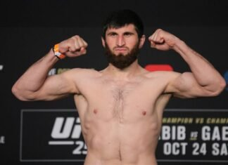 Magomed Ankalaev UFC