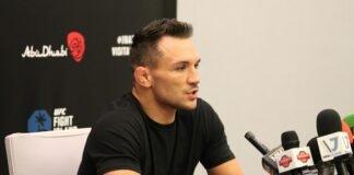Michael Chandler UFC 254