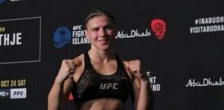 Miranda Maverick UFC 254