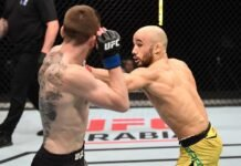 Marlon Moraes UFC Fight Island 5
