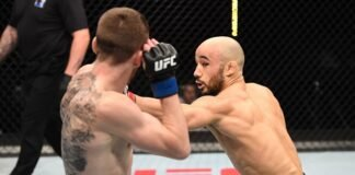 Marlon Moraes UFC Fight Island 5