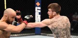 Marlon Moraes and Cory Sandhagen, UFC Fight Island 5