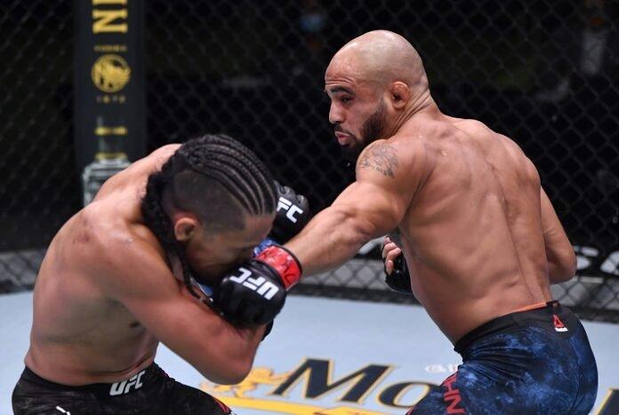 Kevin Natividad and Miles Johns, UFC Vegas 12