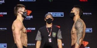 Dalton Rosta and Ty Gwerder, Bellator 250