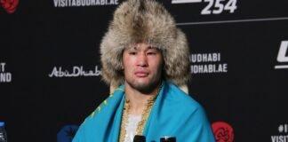 Shavkat Rakhmonov UFC 254