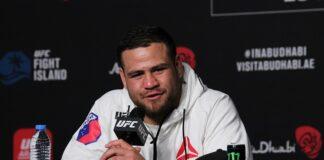 Tai Tuivasa UFC 254