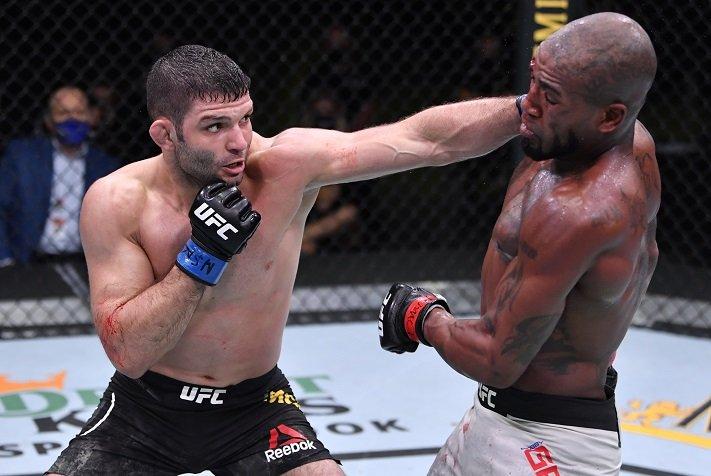 UFC Vegas 12 Results: Thiago Moises Takes Decision Over Bobby Green