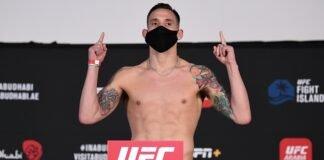 James Krause UFC
