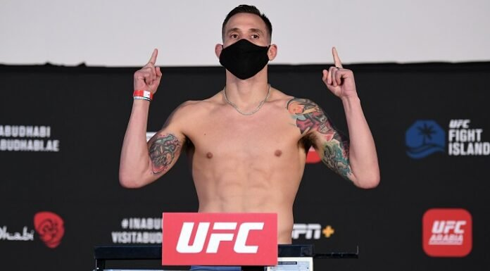 James Krause UFC