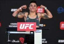 Jessica Andrade, UFC Fight Island 6