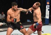 UFC Fight Island 4 Luigi Vendramini