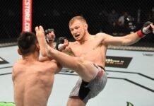 UFC Fight Island 4 Casey Kenney