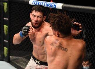 UFC Fight Island 4 Nassourdine Imavov