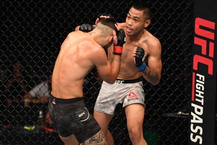 UFC Fight Island 4 Results: Charles Jourdain and Josh Culibao Fight to Split Draw