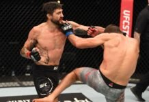 UFC Fight Island 4 Carlos Condit
