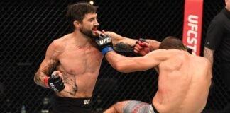 UFC Fight Island 4 Carlos Condit