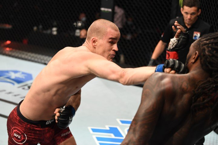 UFC Fight Island 4 Results: Dusko Todorovic Stays Undefeated With Stoppage