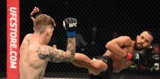 UFC Fight Island 4 Kyler Phillips