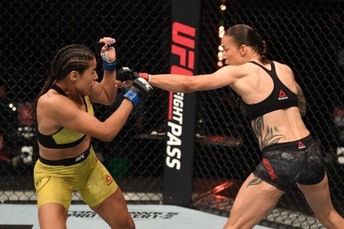 UFC Fight Island 4 Germaine De Randamie