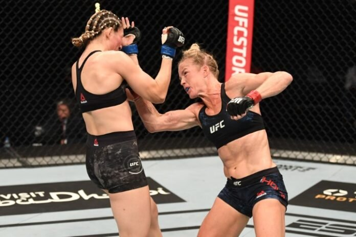 UFC Fight Island 4 Holly Holm