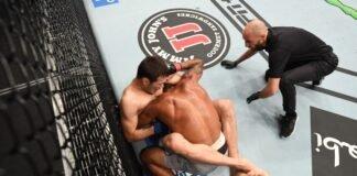 UFC 254 Shavkat Rakhmonov