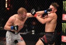 UFC 254 Nathaniel Wood Casey Kenney