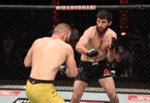 UFC 254 Magomed Ankalaev Ion Cutelaba