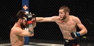 UFC Fight Island 5 Tagir Ulanbekov