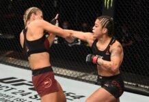 UFC Fight Island 5 Tracy Cortez Stephanie Egger
