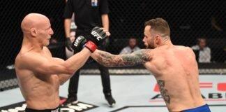 UFC Fight Island 5 Ali AlQiasi Tony Kelley
