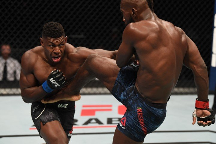 UFC Fight Island 5 Joaquin Buckley Impa Kasanganay