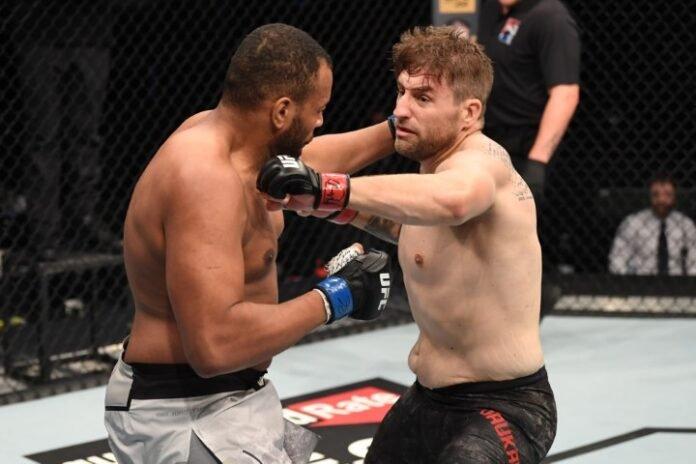 UFC Fight Island 5 Chris Daukaus Rodrigo Nascimento