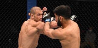 UFC Fight Island 5 Tom Breese KB Bhullar