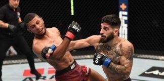 UFC Fight Island 5 Youssef Zalal Ilia Topuria