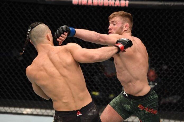 UFC Fight Island 5 Dricus Du Plessis Markus Perez