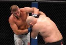 UFC Fight Island 5 Marcin Tybura Ben Rothwell