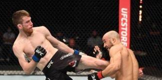 UFC Fight Island 5 Marlon Moraes Cory Sandhagen