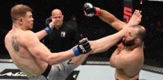 UFC Fight Island 6 Maxim Grishin Gadzhimurad Antigulov