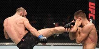 UFC Fight Island 6 Mateusz Gamrot Guram Kutateladze
