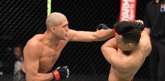 UFC Fight island 6 Brian Ortega Chan Sung Jung Korean Zombie