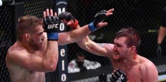 Cole Williams and Jason Witt, UFC Vegas 12