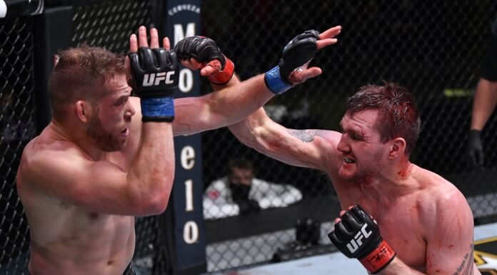 Cole Williams and Jason Witt, UFC Vegas 12