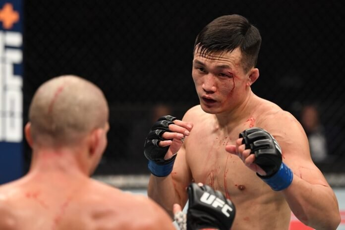 Korean Zombie UFC Fight Island 6