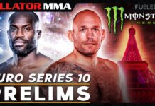 Bellator Europe 10 prelims