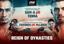 ONE Championship: Reign of Dynasties